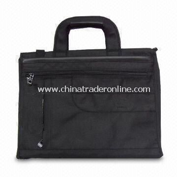 Laptop Bag with High Quality and Nice Looking, ODM/OEM Orders are Accepted