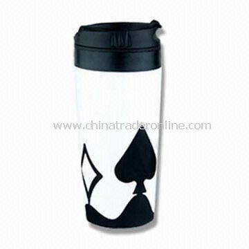 Mug, Made of Plastic, Available in Capacity of 16oz from China