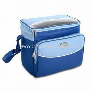 Picnic Cooler Bag with 5L Capacity, Measuring 30 x 21 x 27cm