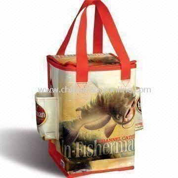 Portable Picnic Cooler Bag, Customized Sizes, Logos and Colors are Accepted