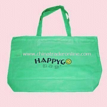 Tote Bag with Large Capacity, Custom-made Logo Print, Great for Shopping and Promotional Purposes