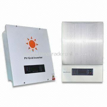 2kW Solar Inverter with DSP Controller and High Efficiency, Overloading Protection