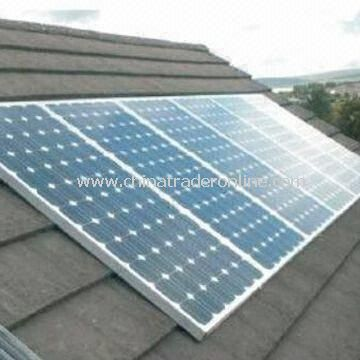 4,000W Solar Energy System with 12,000 to 22,500Wh Dynamoelectric Capability