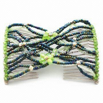 Butterfly/Twin Hair Clip, Suitable for Children, Nickel- and Lead-free