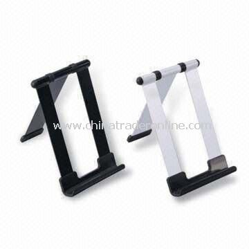 iPad Stand with Steeples Adjustment, Easy Fold, Convenient to Carry