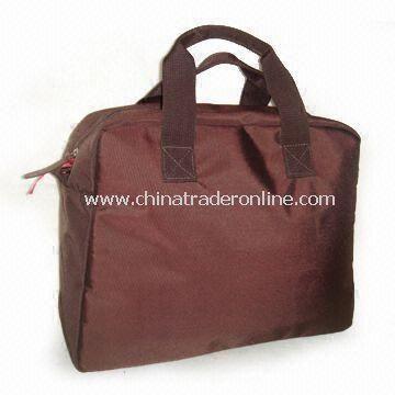 Laptop Bag, Made of Nylon, Measuring 38 x 12 x 30cm