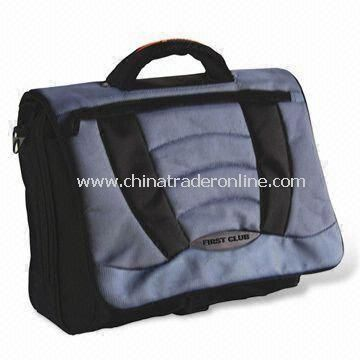 Laptop Bag/Backpack/Sleeves, Easy to Access Front Storage Organizer in Contrast Color