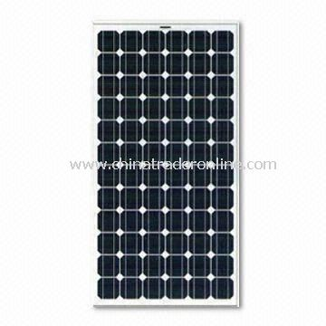 Polycrystalline Solar Panel, 48±2°C Operating Temperature