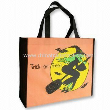 PP Nonwoven Promotional Bag, Suitable for Halloween Day