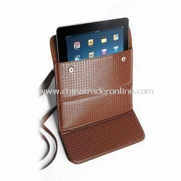 Leather Ipad Shoulder Bag 68