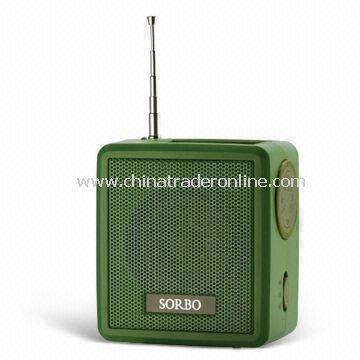 Solar FM/AM/WB Radio