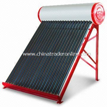 Solar Hot Water Heater, Suitable for Home Use, Easy to Build, Various Colors are Available