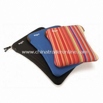 Stylish Laptop Bag with Zipper Closure on Top and Shoulder Strap, Customized Logos are Accepted