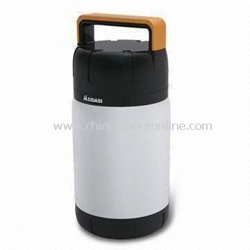 Vacuum Food Container with 1,500ml Capacity, Insulated Stainless Steel Cup, Easy to Fill