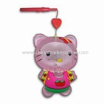 Cartoon Advertising Inflatable for Promotional Gifts, Customized Colors are Accepted