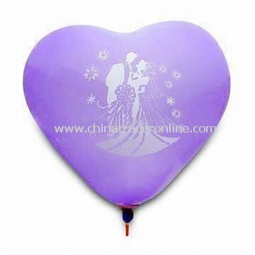 Christmas Ball, Promotional Balloon for Sale, Made of Latex Material, Eco-friendly