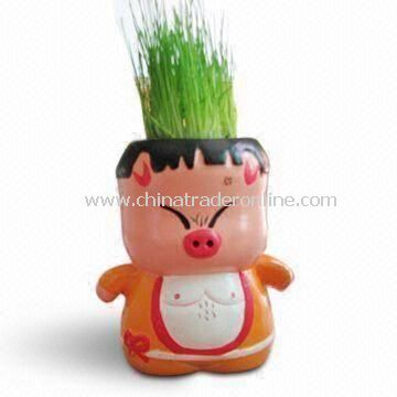 Grass Head Dolls/Grass Toys, Suitable for Promotional Gifts, Various Designs Available