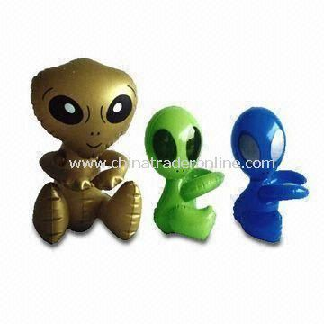 Inflatable Toys in Lovely and Funny Designs, Customized Shapes and Logos are Welcome
