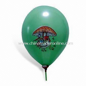 Latex Balloon at Wholesale Price, Suitable for Promotional Purposes
