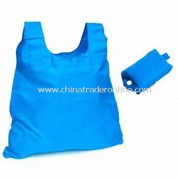 Polyester Bag, Suitable for Advertising, Promotional Gifts Purposes, Measures 48 x 37cm