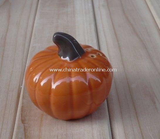 Lovely little pumpkin pepper set