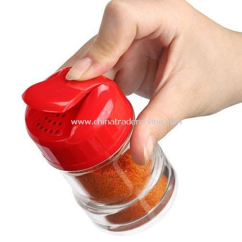 Salt and Pepper set, Salt and Pepper Shaker, Plastic, Red, Promotion, Wholesale