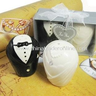 salt and pepper shaker wedding favors ,Wedding Giveaways Souvenirs,ceramic salt and pepper shaker