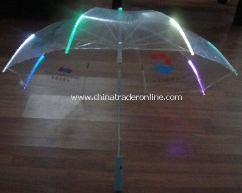 Transparent LED Umbrella