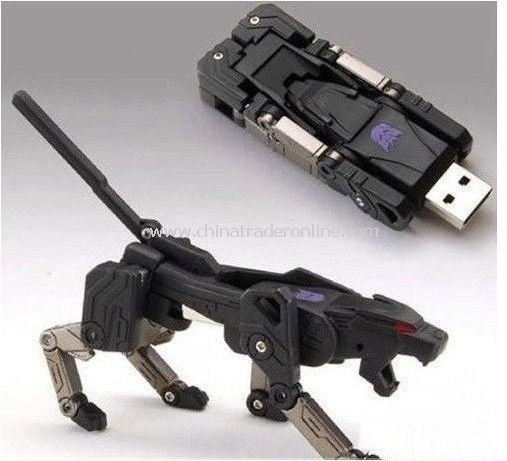 Exclusive Robot dog usb flash drive usb disk usb flash memory