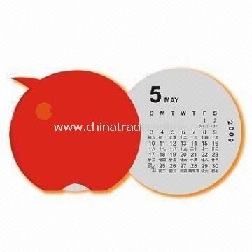 Desktop Calendar, Available in Various Designs, Suitable for Office and Promotional Gift