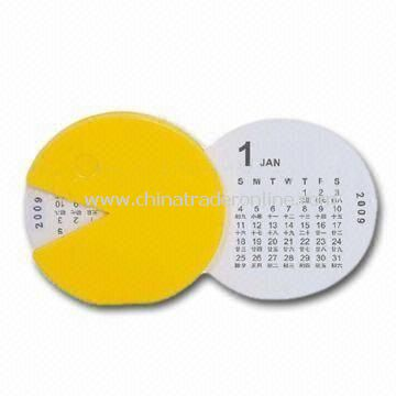 Paper Desktop Calendar, Available in Various Designs, Small Orders are Welcome