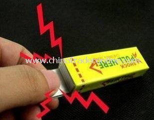 Shock-Your-Friend Electric Shock Chewing Gum Practical Joke Funny Trick Prank Toy Christmas novelty gift