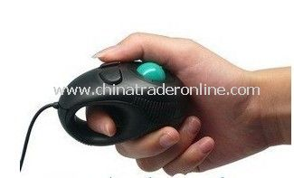 Aoc Finger Hand Held 4D Usb Mini Trackball Mouse