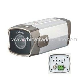 Color Box Camera Video CCD CCTV VIDEO Surveillance Equipment