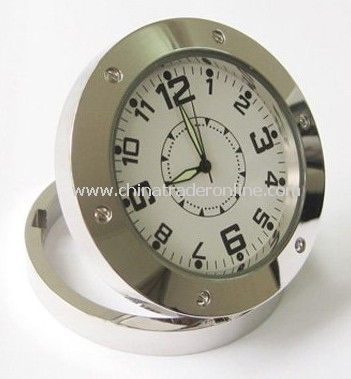 Home security clock, mini camcorders, digital cameras, surveillance cameras, surveillance equipment