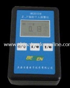 Personal Radiation Detector For Japanese radiation crisis Promotion