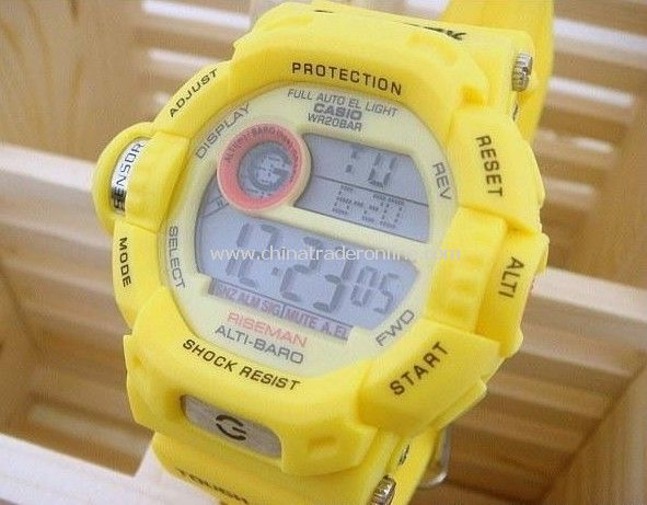 Shock watches 9200,fashion watch,sport man watches.gift watch unisex watch brand watch