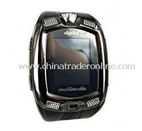 watch phone triband with bluetooth headset