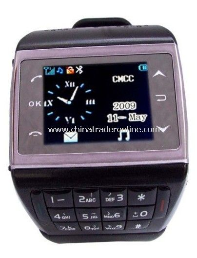 Watch the most shocking Avatar 2010 quad-band phone keypad AvatarET-1