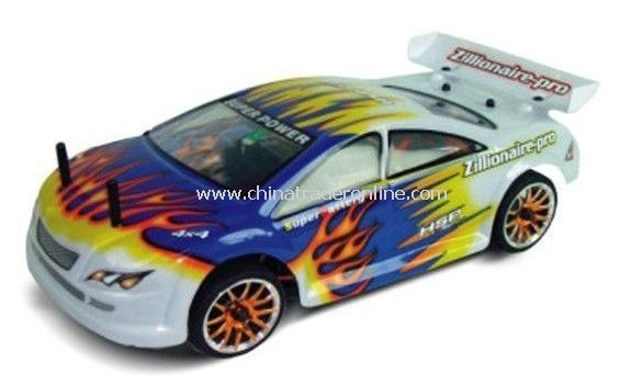 Zillionaire-PRO 1/16th RTR;radio control cars;rc cars;radio control toy;rc toys