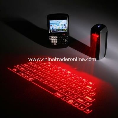 Bluetooth Laser Virtual Keyboard .mini Keyboard