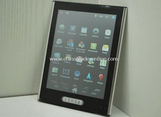 discount price! android tablet 8 S5PV210 Android 2.3 Support Web Flash10.2