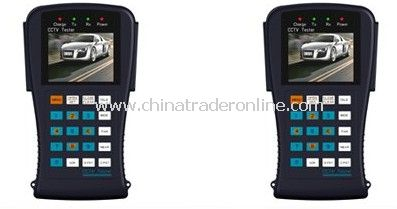 Multifunction CCTV Tester CCTV Security equipment