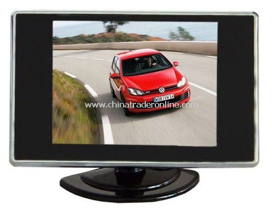 New TFT LCD Monitor For Security CCTV SPY Camera