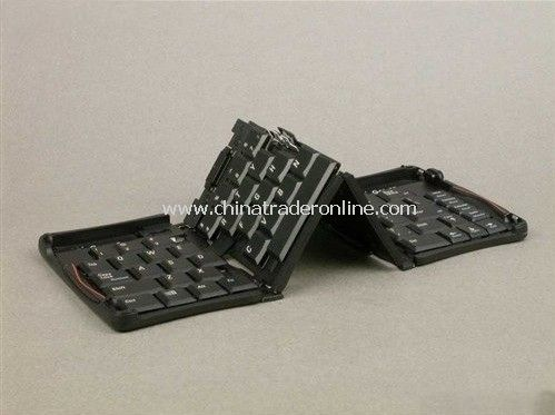 Ultra-thin choiceness mini fold the keyboard