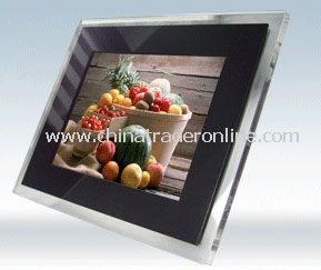 10.4 Digital Photo Frame A/V & USB Output