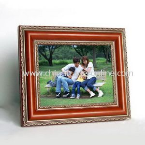 14 Retro Style Digital Photo Wood Frame