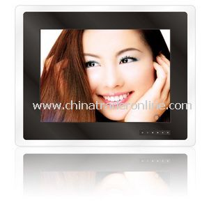 19 Large Screen Digital Photo Frame