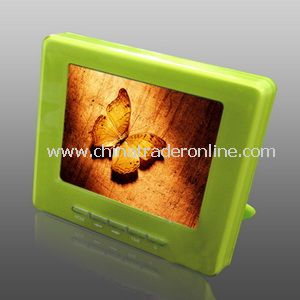 High brightness 3.5 Digital Photo Frame