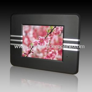 Plastic 3.5 Digital Photo Frame